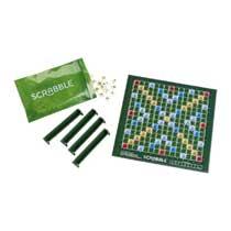 - Scrabble reiseditie