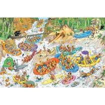 - Jumbo Jan van Haasteren puzzel strand - 1500 stukjes