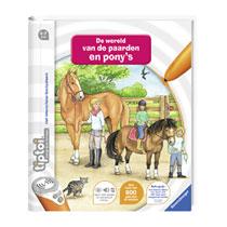 Ravensburger Tiptoi De wereld van paarden en pony's