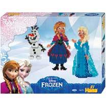 Hama Disney Frozen - 4000-delig