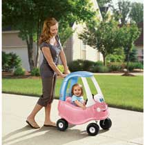 - Little Tikes Cozy Coupe prinses -