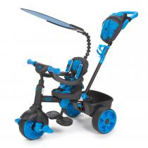 Little Tikes 4-in-1 luxe editie driewieler - neonblauw
