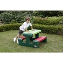 Little Tikes picknicktafel-