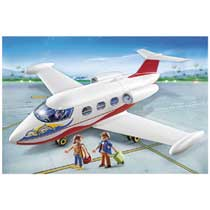 - PLAYMOBIL Summer Fun vakantievliegtuig 6081