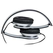 - Wonky Wonkey Foldable Headphone Zwart