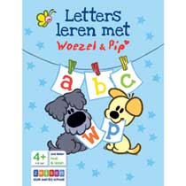 Woezel & Pip letters leren