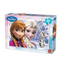 King puzzel Disney Frozen - 50 stukjes