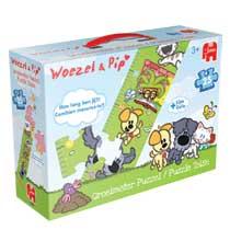 WOEZEL & PIP - GROEIMETER