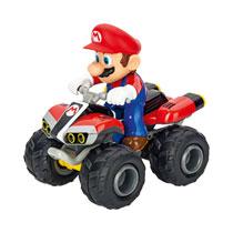 Carrera op afstand bestuurbare Mario quad