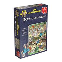 Jumbo Jan van Haasteren puzzel Plezier in het park - 150 stukjes