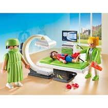 - PLAYMOBIL City Life röntgenkamer 6659