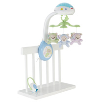 Fisher-Price Vlinderdromen 3-in-1 projectormobiel