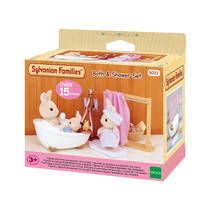 Sylvanian Families bad & douche set