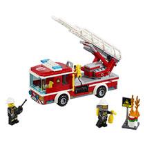- LEGO City Ladderwagen 60107