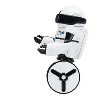 - WowWee MiP balancerende robot wit