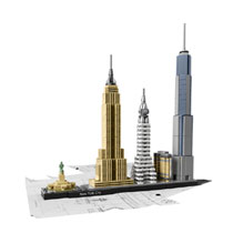 - LEGO Architecture New York 21028