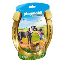 PLAYMOBIL Country pony om te versieren ster 6970