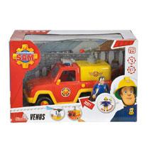 Brandweerman Sam brandweerjeep Venus
