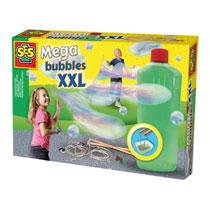 SES Creative Mega Bubbles XXL bellenblaasset