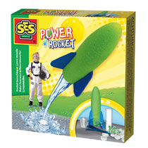 SES Creative Power Rocket - raket lanceren