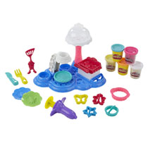 - Play-Doh Cake Party