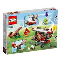 - LEGO Angry Birds piggy vliegtuigaanval 75822