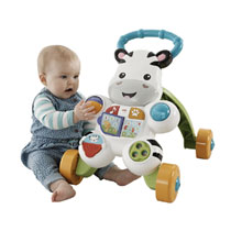 - Fisher-Price Loop met mij looptrainer - zebra