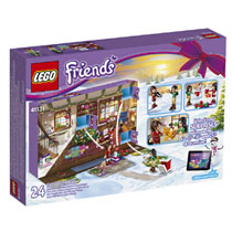 - LEGO Friends adventkalender 2016 41131