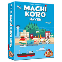 Machi Koro: Haven kaartspel