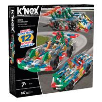 K'NEX Cars bouwset 187-delig