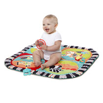 - Bright Starts Roaming Safari babygym