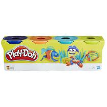 - Play-Doh speelklei - 4 potjes