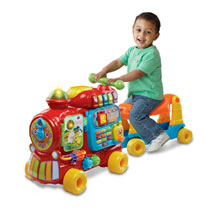 - Vtech 5-in-1 letterlocomotief