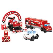 Abrick Fast Car Racing set
