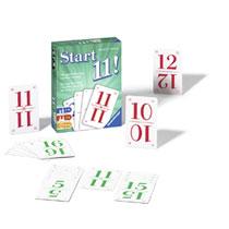 - Ravensburger Start 11! - kaartspel