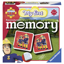 Ravensburger Brandweerman Sam My First Memory