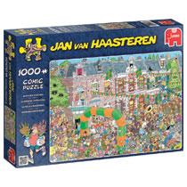 Jumbo Jan van Haasteren puzzel Nijmeegse Vierdaagse - 1000 stukjes