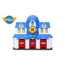 - Robocar Poli transformerend hoofdstation