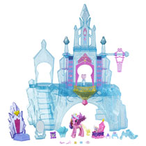 - My Little Pony Crystal Empire speelset