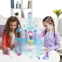 My Little Pony Crystal Empire speelset