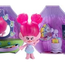 Trolls Poppy's kapsalon met accessoires