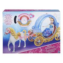 Disney Princess Assepoesters magische koets