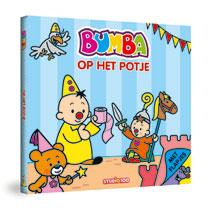 Bumba kartonboek op het potje - kopen