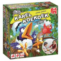 Jumbo Karel Koekoek gezelschapsspel