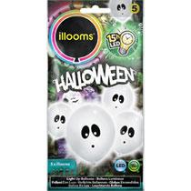 - LED ballonnen Halloween mix