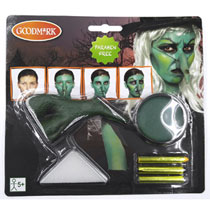 Halloween karakter kit - heks