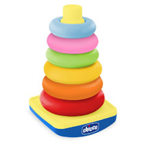 - Chicco Tuimelring piramide