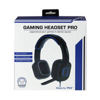 PS4 QWARE STEREO HEADSET PRO