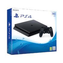 PS4 Slim 500GB - zwart