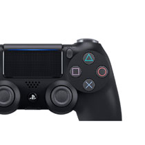 PlayStation 4 DualShock Controller Black V2